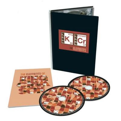 King Crimson; The Elements Tour Box 2017
