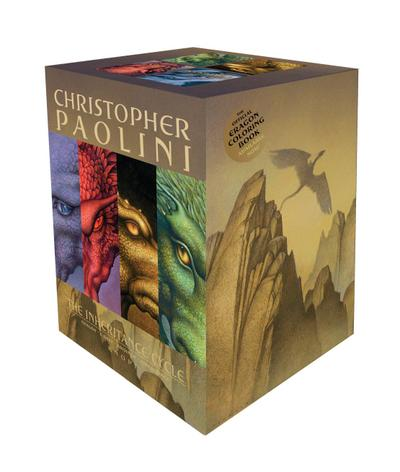 Inheritance Cycle 4 Book Set