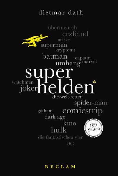 Superhelden. 100 Seiten