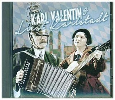Karl Valentin & Liesl Karlstadt, 1 Audio-CD