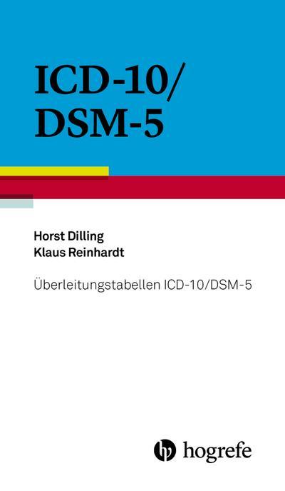 Überleitungstabellen ICD-10/DSM-5