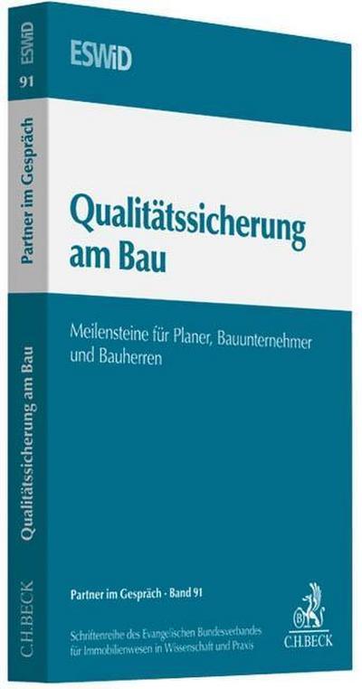 Qualitätssicherung am Bau