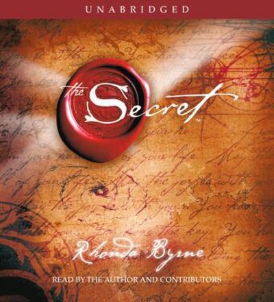 The Secret, 4 Audio-CD