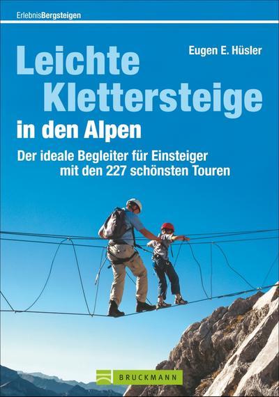 Leichte Klettersteige in den Alpen