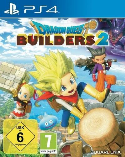 Dragon Quest Builders 2 (PlayStation PS4)
