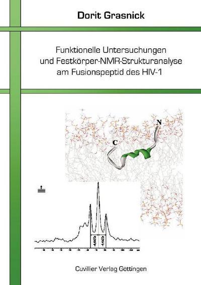Funktionelle Untersuchungen und Festkörper-NMR-Strukturanalyse am Fusionspeptid des HIV-1