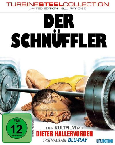 Didi - Der Schnüffler, 1 Blu-ray (Limited Edition - Turbine Steel Collection)