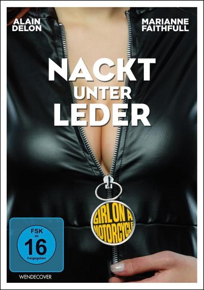 Nackt unter Leder (The Girl on a Motorcycle)