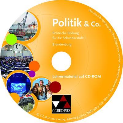 Politik & Co. Brandenburg Lehrermaterial