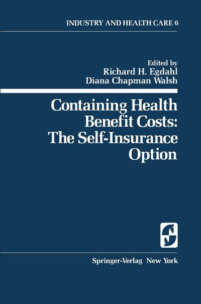 Containing Health Benefit Costs