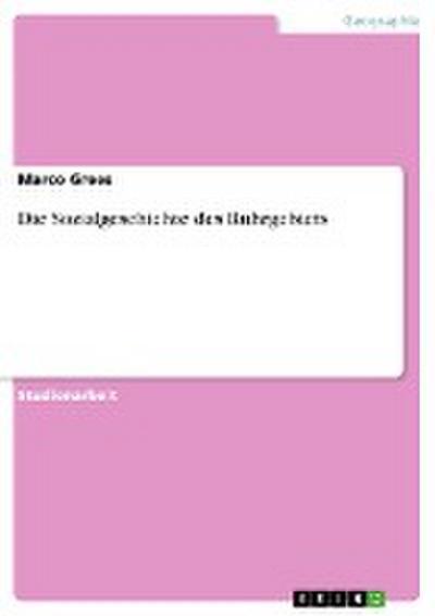 Die Sozialgeschichte des Ruhrgebiets