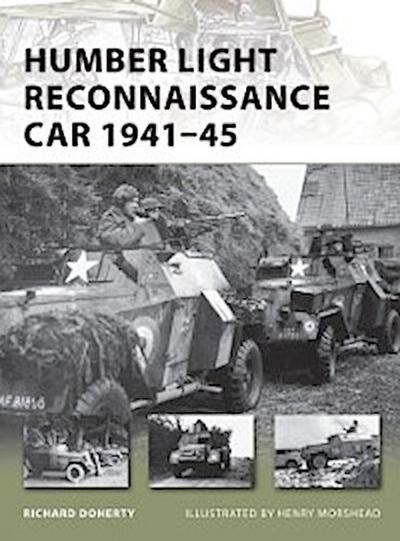 Humber Light Reconnaissance Car 1941 45