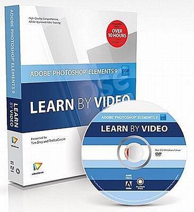 Video2Brain Adobe Photoshop Elements 9