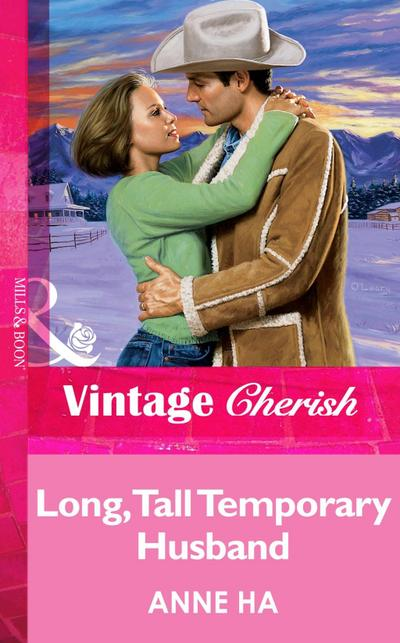 Long, Tall Temporary Husband (Mills & Boon Vintage Cherish)