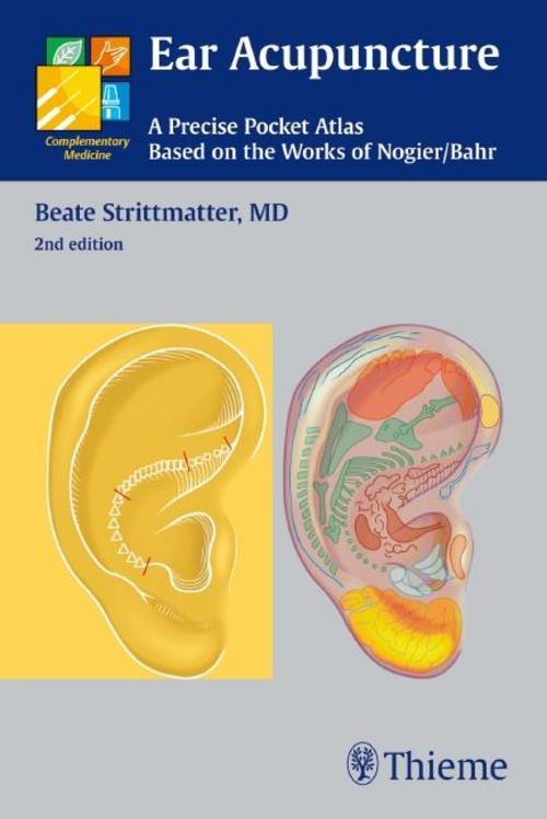 Ear Acupuncture - Beate Strittmatter -  9783131319623