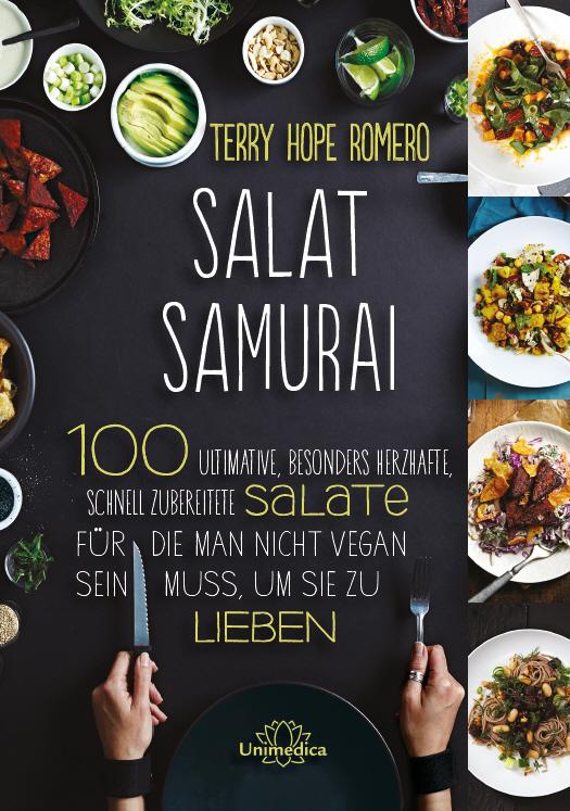 Salat Samurai Terry Hope Romero