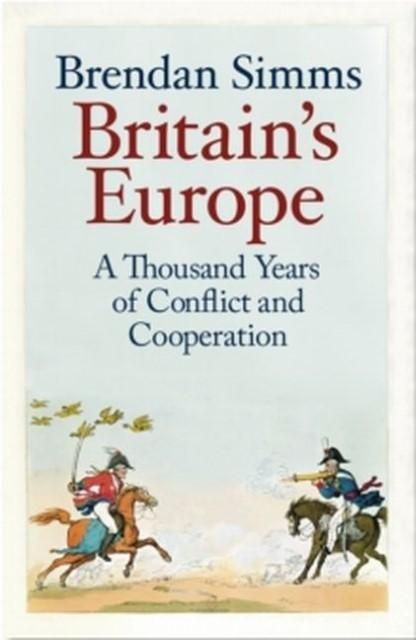 Britain's Europe Brendan Simms