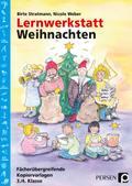 Lernwerkstatt Weihnachten - 3./4. Klasse
