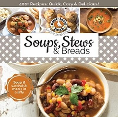 Soups, Stews & Breads