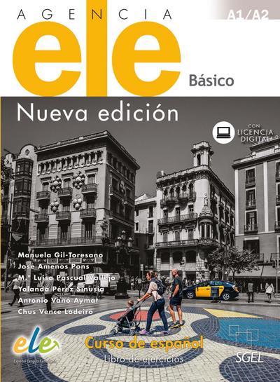 Agencia ELE Básico - Nueva edición. Arbeitsbuch mit Code