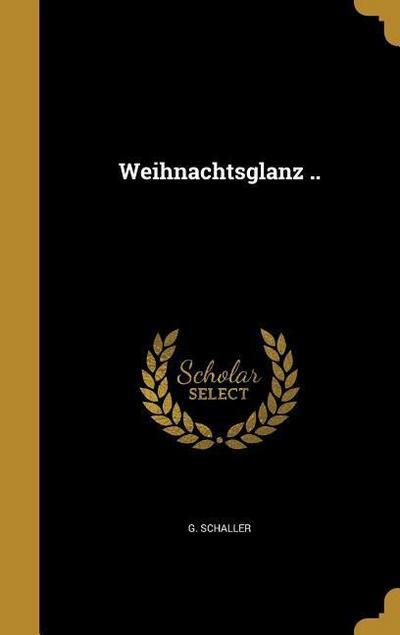GER-WEIHNACHTSGLANZ