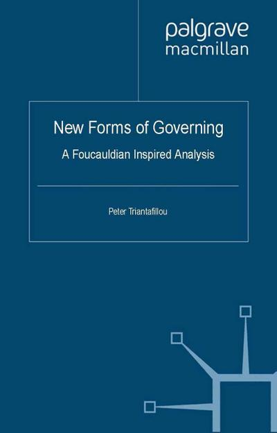 New Forms of Governing