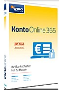 WISO Konto Online 365, 1 DVD-ROM