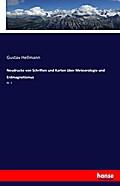 Neudrucke von Schriften und Karten über Meteo ...