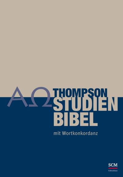 Die Bibel - Thompson Studienbibel