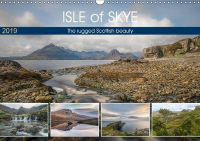 Isle of Skye (Wall Calendar 2019 DIN A3 Landscape)