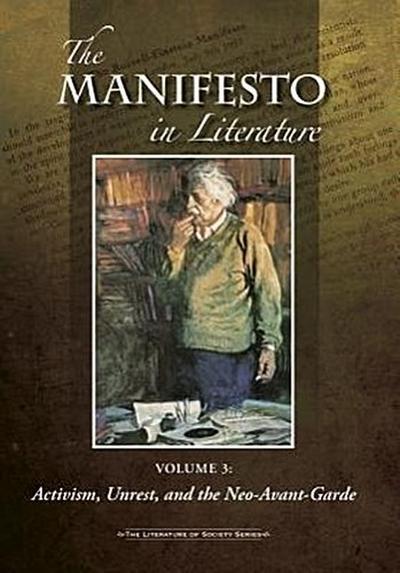The Manifesto in Literature: 3 Volume Set