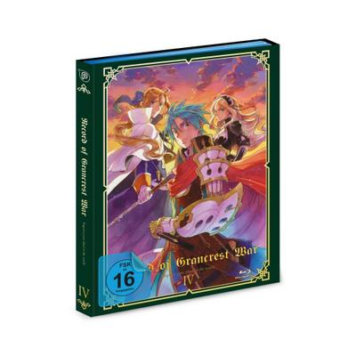 Record of Grancrest War - Blu-ray 4 (Episode 19-24)