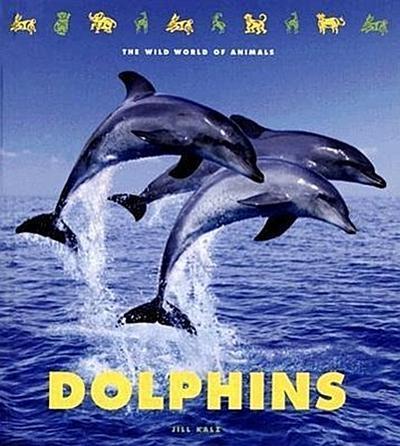 Dolphins (Wild World of Animals (Creative Education))