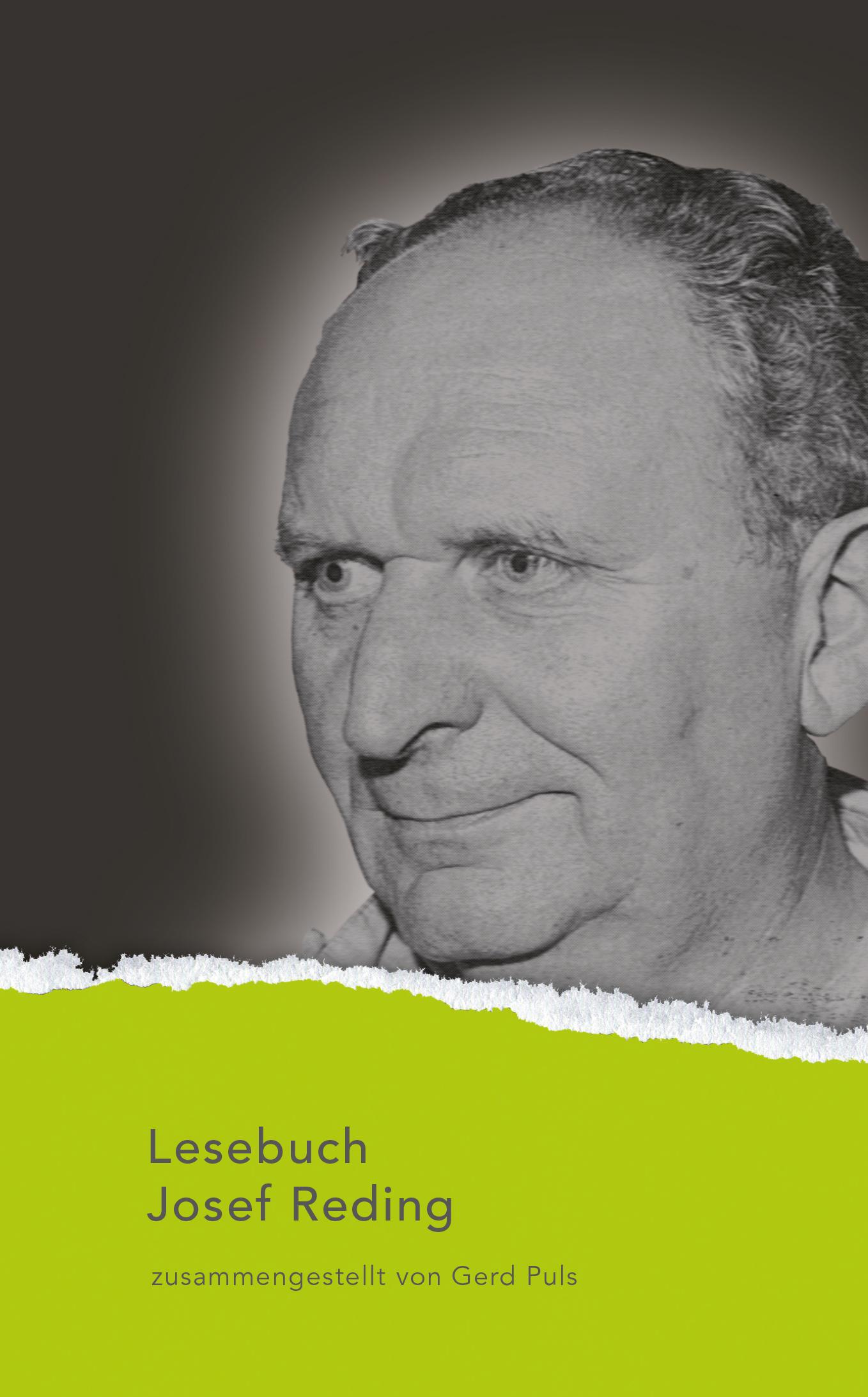 Josef Reding Lesebuch, Josef Reding