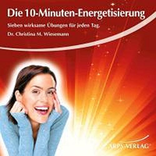Die 10-Minuten-Energetisierung Christina Wiesemann