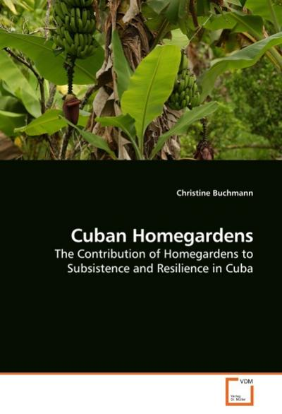 Cuban Homegardens