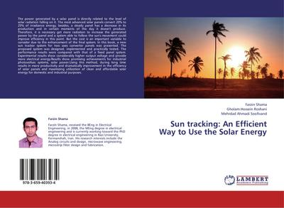 Sun tracking: An Efficient Way to Use the Solar Energy