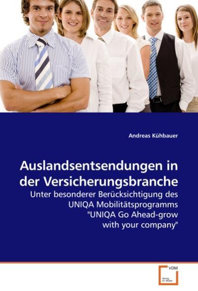 Auslandsentsendungen in der Versicherungsbranche