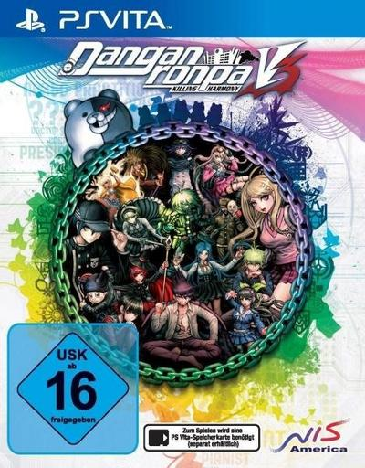 Danganronpa V3: Killing Harmony (PlayStation PSVita)