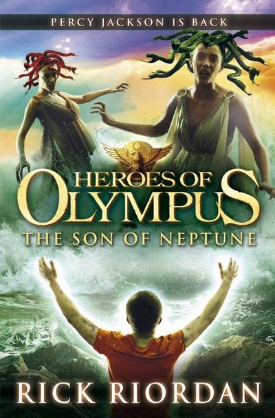 Heroes of Olympus - The Son of Neptune