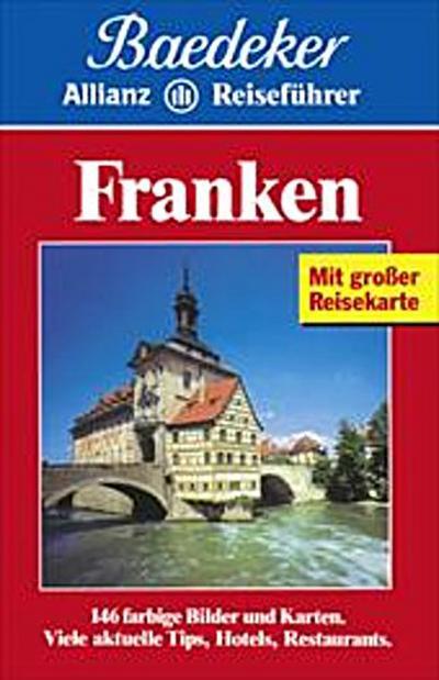 Baedeker Allianz Reiseführer Franken