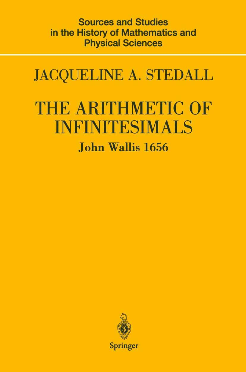 John Wallis / The Arithmetic of Infinitesimals9780387207094