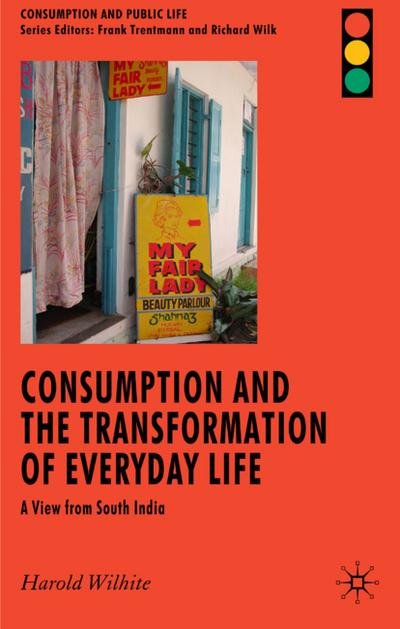 Consumption and the Transformation of Everyday Life