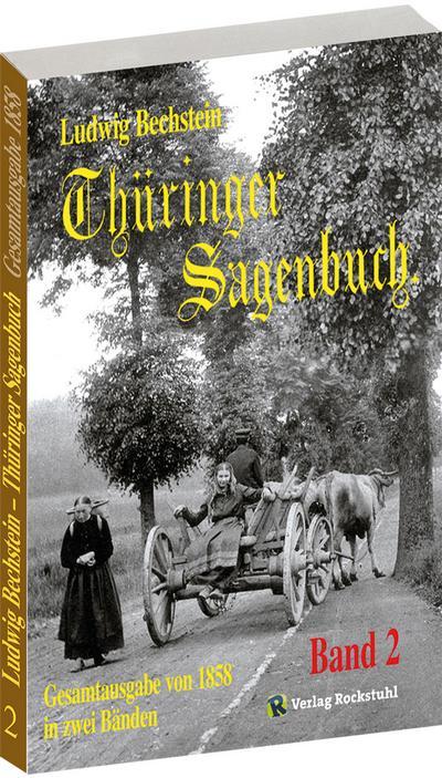 Thüringer Sagenbuch 2
