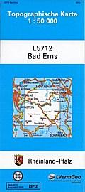 Bad Ems 1 : 50 000