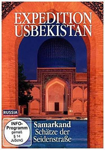 Samarkand-Schätze Der Seidenstraáe
