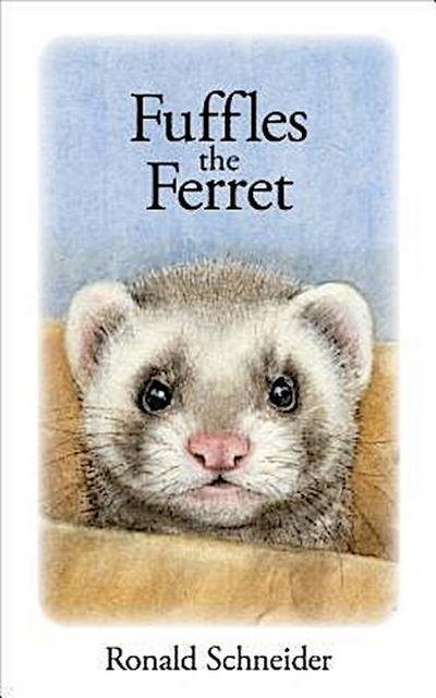 Fuffles the Ferret