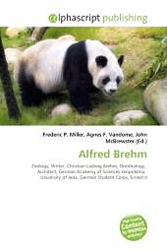 Alfred-Brehm-Frederic-P-Miller