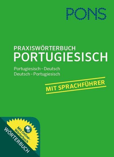 PONS Praxiswörterbuch Portugiesisch