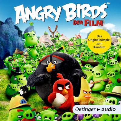 Angry Birds.; Das Originalhörspiel zum Film; Deutsch